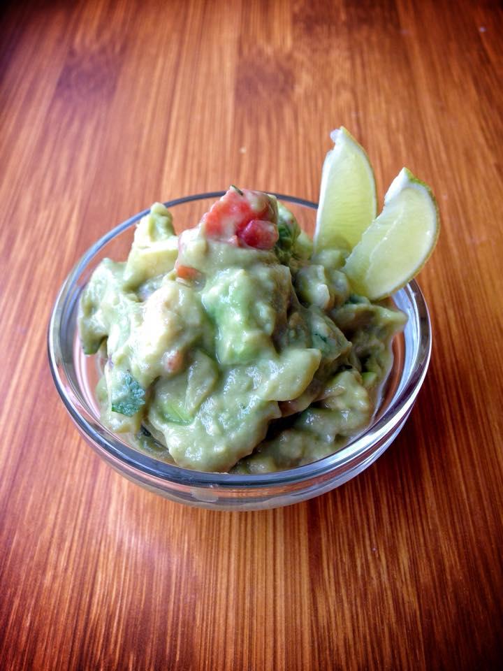 Mexican Creamy Guacamole