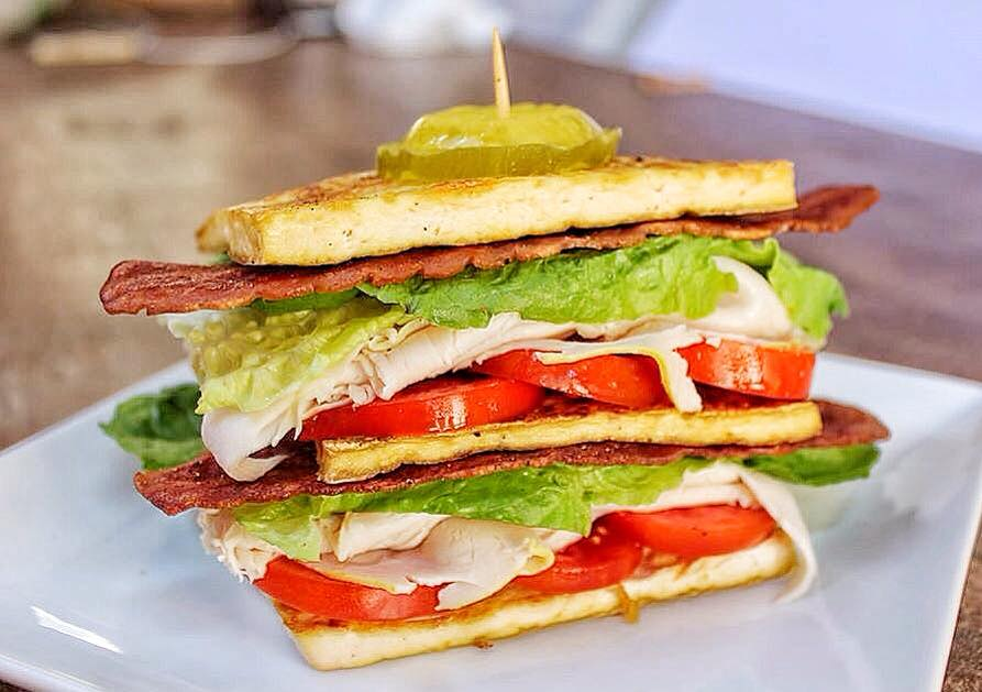 American Classic Club Sandwich