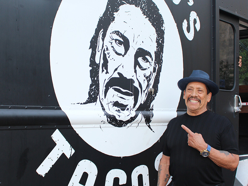 Where to eat delicious healthy Tacos in LA