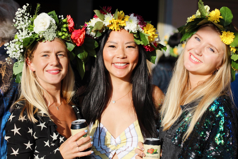 Celebrating Summer… Swedish Style