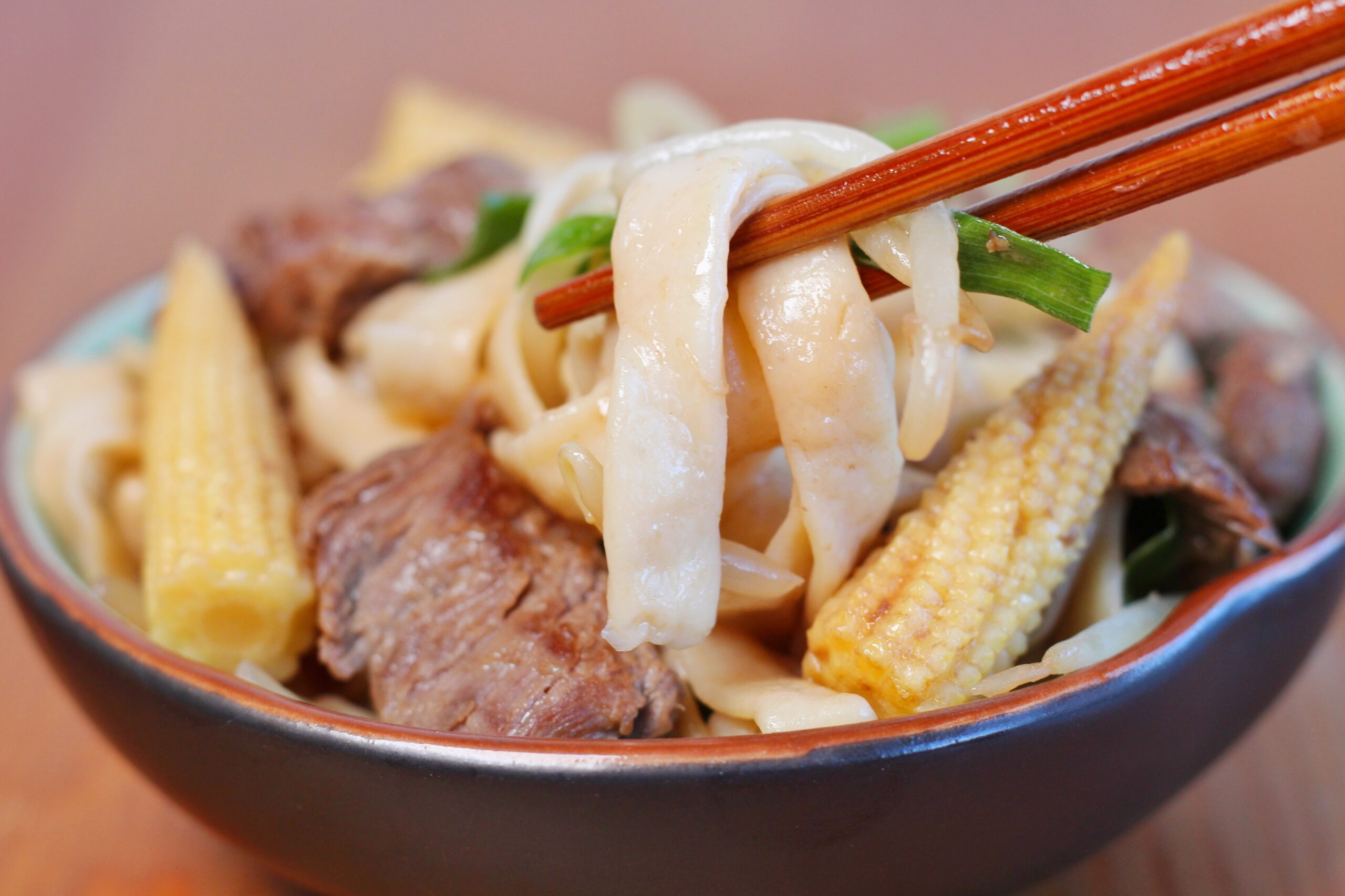 Low Carb Beef Chow Fun Recipe